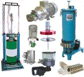Lubrication System & Spares