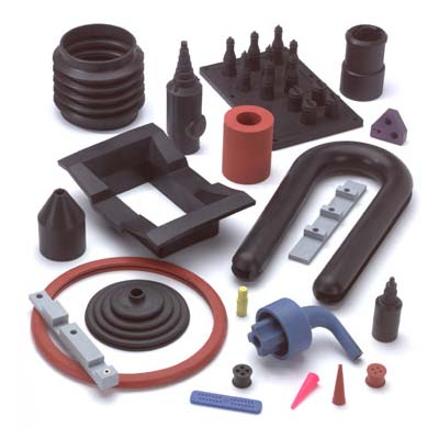 Custom Made Rubber Products