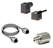 Adapters, Plugs and Damping coils