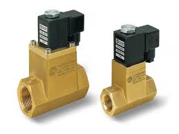 2-way vacuum solenoid valves