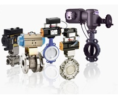 Automated Stop Valves And Ball Valves
